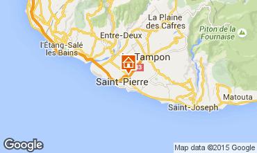 Mapa Saint Pierre (Reunión) Apartamento 76076