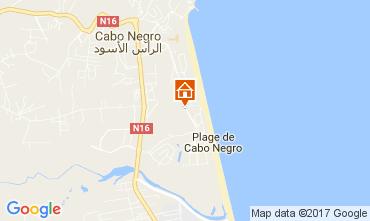Mapa Cabo Negro Apartamento 108343