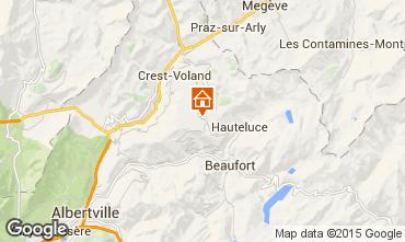 Mapa Les Saisies Estudio 70264