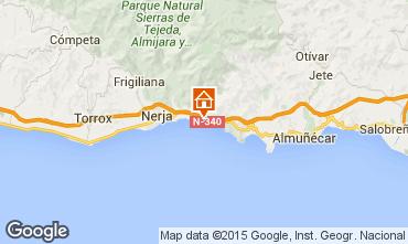 Mapa Nerja Villa 60842