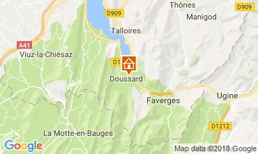 Mapa Annecy Apartamento 115180