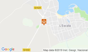 Mapa La Escala Apartamento 28455