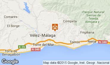 Mapa Arenas Casa 93939