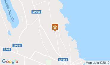 Mapa Otranto Apartamento 109073