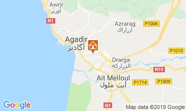 Mapa Agadir Apartamento 62780