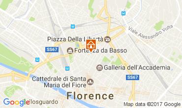 Mapa Florencia Apartamento 47237