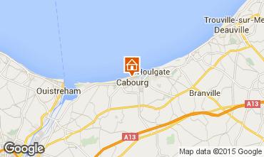 Mapa Cabourg Estudio 10765