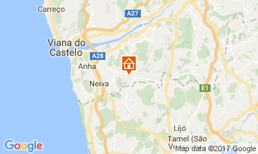 Mapa Barroselas Villa 107858