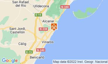 Mapa Vinaroz Villa 66989