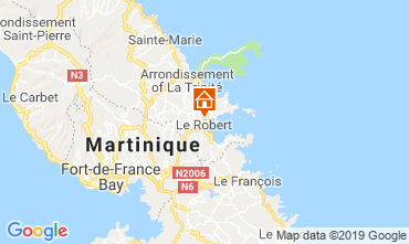 Mapa Le Robert Apartamento 119305