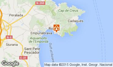 Mapa Rosas Casa 85525