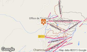 Mapa Chamrousse Estudio 28307