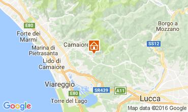 Mapa Sarteano Villa 104089