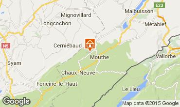 Mapa Mouthe Casa 3717