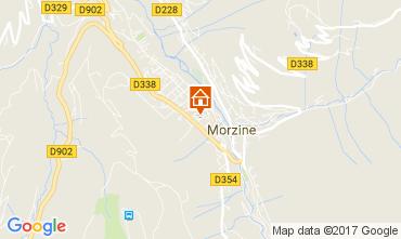 Mapa Morzine Apartamento 112229