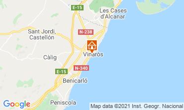 Mapa Vinaroz Apartamento 85105
