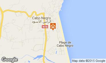 Mapa Cabo Negro Apartamento 9049