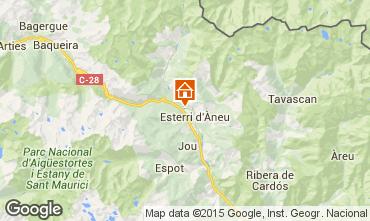 Mapa Baqueira-Beret Chalet 27954