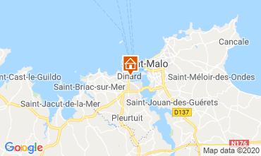 Mapa Dinard Apartamento 94885