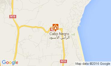 Mapa Cabo Negro Apartamento 22378