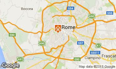 Mapa Roma Apartamento 55218