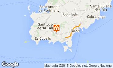 Mapa Ibiza Villa 94940
