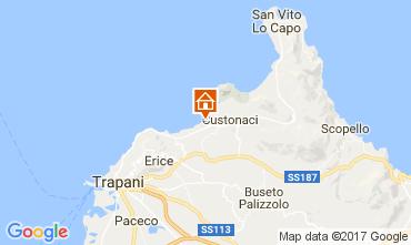 Mapa Trapani Apartamento 68813
