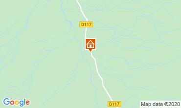 Mapa Les Menuires Chalet 26775