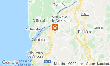 Mapa Vila Nova de Cerveira Villa 106443