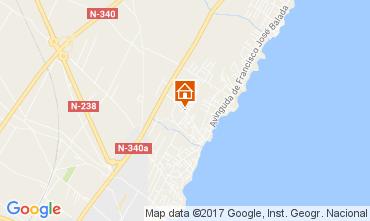Mapa Vinaroz Villa 67002
