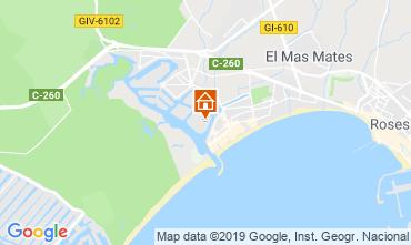 Mapa Rosas Apartamento 114884