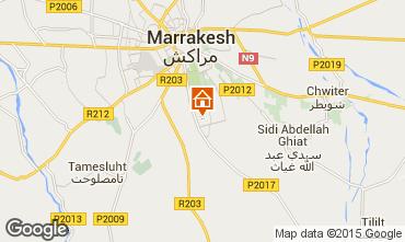 Mapa Marruecos Villa 94102
