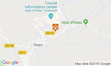 Mapa Alpe d'Huez Apartamento 117471