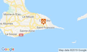 Mapa Saint Francois Villa 83847