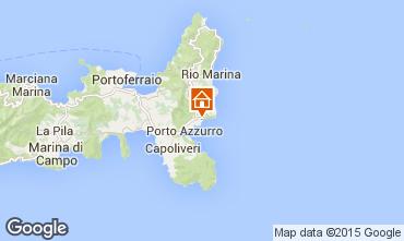 Mapa Porto Azzurro Apartamento 56317