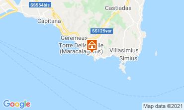 Mapa Solanas Villa 47978