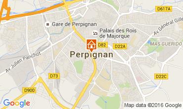 Mapa Perpignan Estudio 105568