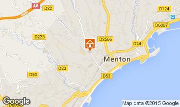 Mapa Menton Apartamento 77050