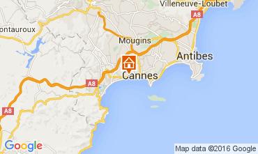 Mapa Cannes Apartamento 88211
