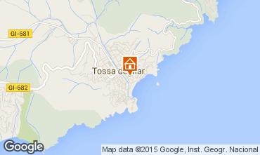 Mapa Tossa de Mar Apartamento 78501