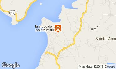 Mapa Sainte Anne (Martinique) Estudio 84011