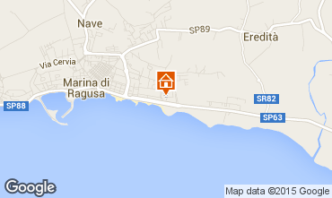 Mapa Marina di Ragusa Apartamento 30110