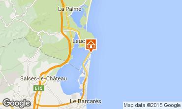 Mapa Port Leucate Estudio 15635