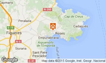 Mapa Rosas Casa 102192