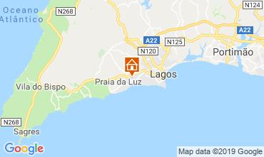 Mapa Lagos Villa 118844