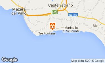Mapa Tre Fontane Villa 81041