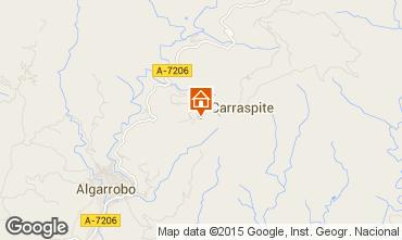 Mapa Sayalonga Villa 93718