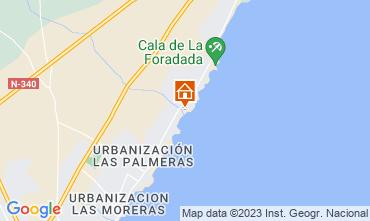 Mapa Vinaroz Apartamento 11344