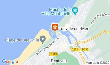 Mapa Deauville Estudio 58454