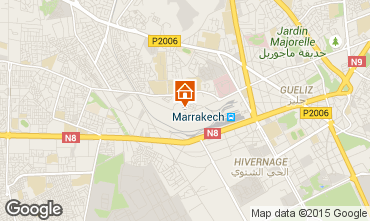 Mapa Marruecos Apartamento 70577